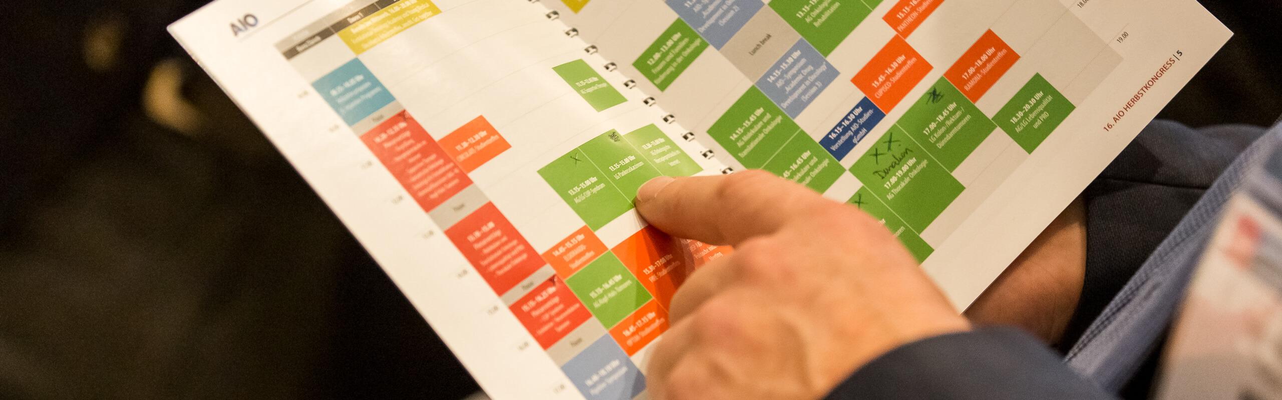 Interdisziplinärer Austausch beim AIO Herbstkongress