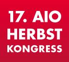 17. AIO-Herbstkongress Logo